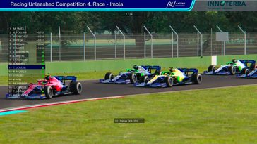 Racing Unleashed in Imola (ITA): Highlights der Racer League